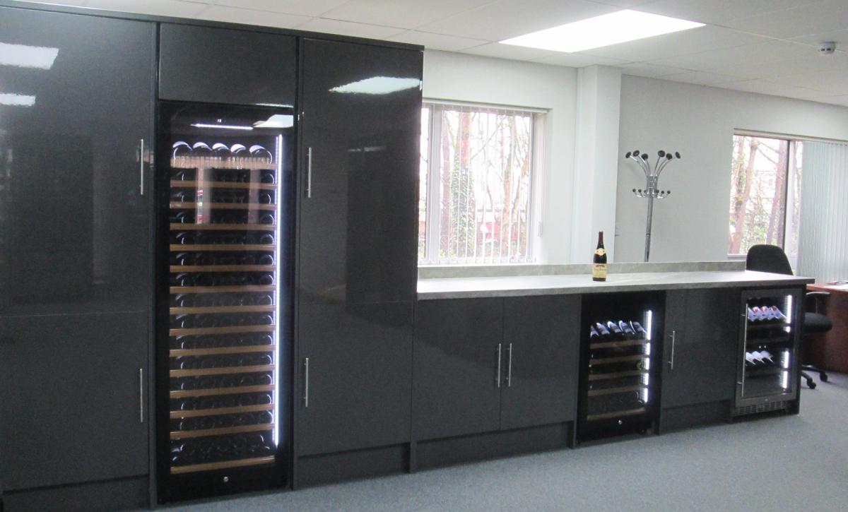 Single Temperature Wine Cooler or Dual Temperature Wine Cooler